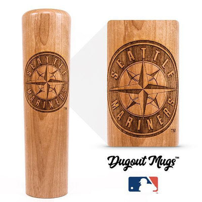 Seattle Mariners Dugout Mug® | Baseball Bat Mug