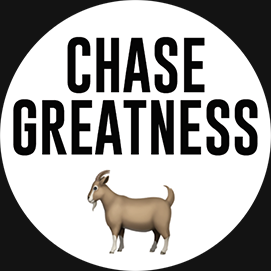 CHASE GREATNESS BAT KNOB DECAL