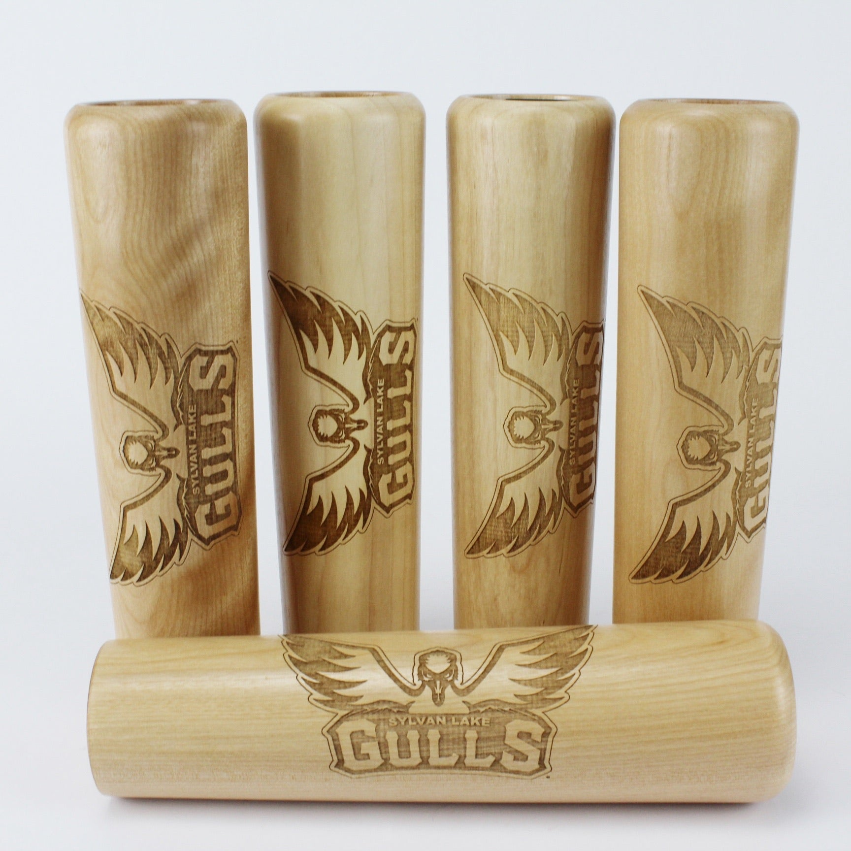 Sylvan Lake Gulls Baseball Bat Mug