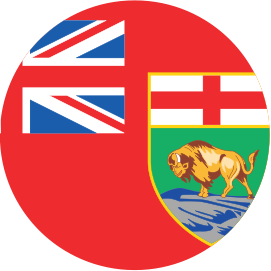 MANITOBA KNOB DECAL