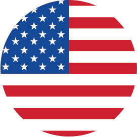 USA KNOB DECAL
