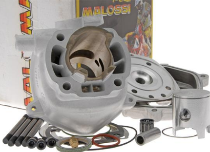 Malossi MHR TEAM 50cc Cylinder Kit - Ported
