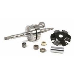 86cc 2Fast by Malossi Crankshaft - 44mm Stroke/Rod 90mm (FITS 2FAST 86cc) - Hetrick Racing