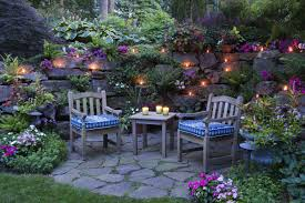 Create Great Outdoor Spaces with Gardens, Fountains, Fire Pits and More