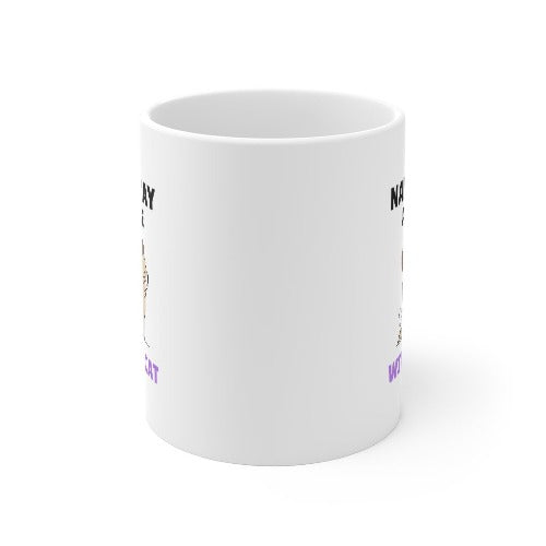yoga gift coffee mug