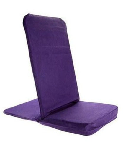 meditation cushion with back