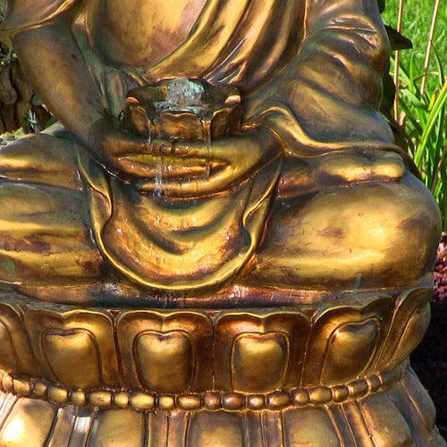Large Outdoor Buddha Fountain