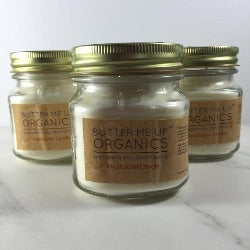 organic soy candle