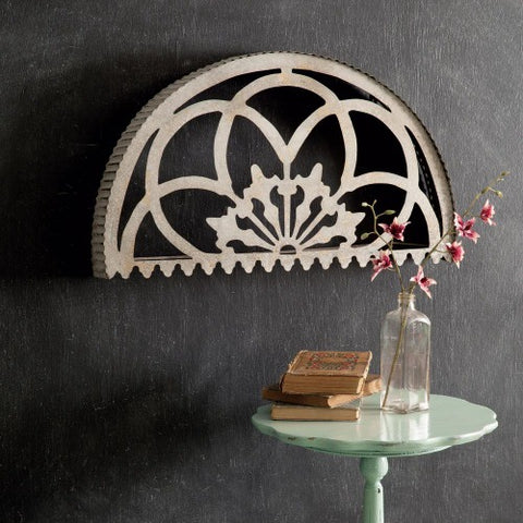 Metal Arch Wall Decor