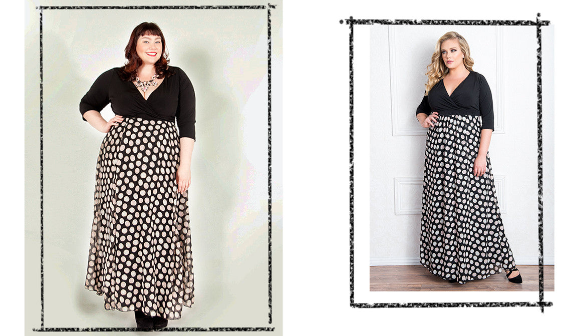 plus size igigi dress