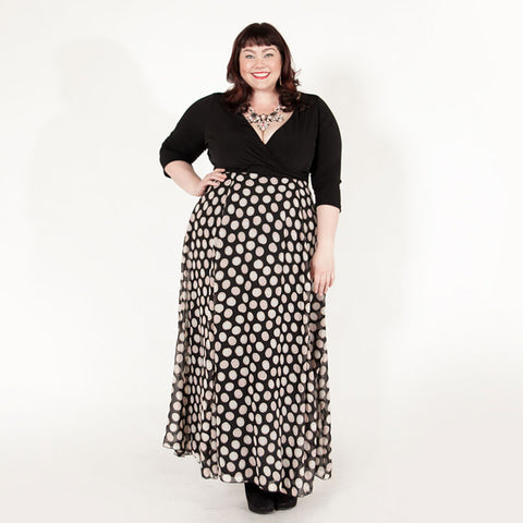 Amber plus size blogger Style Plus Curves