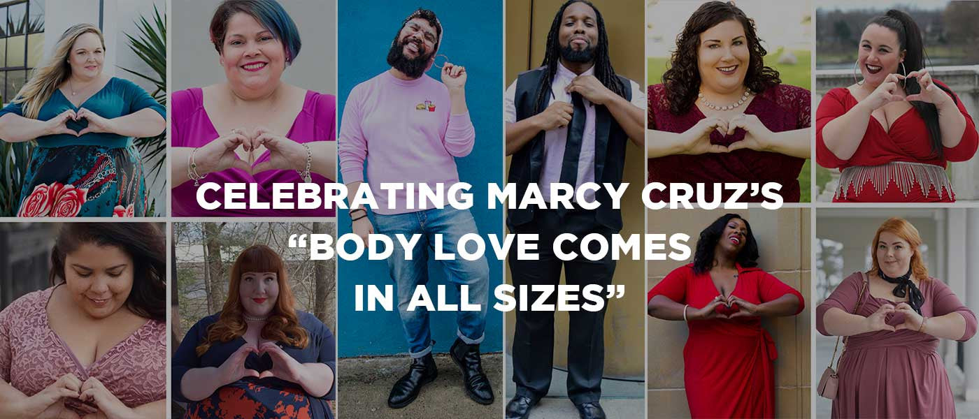 plus size body love