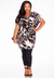 Animal Print Tunic 18/20  (Ready-To-Ship)