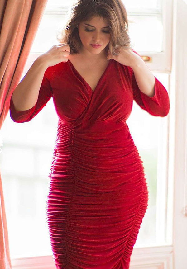 ambrosiadress_red