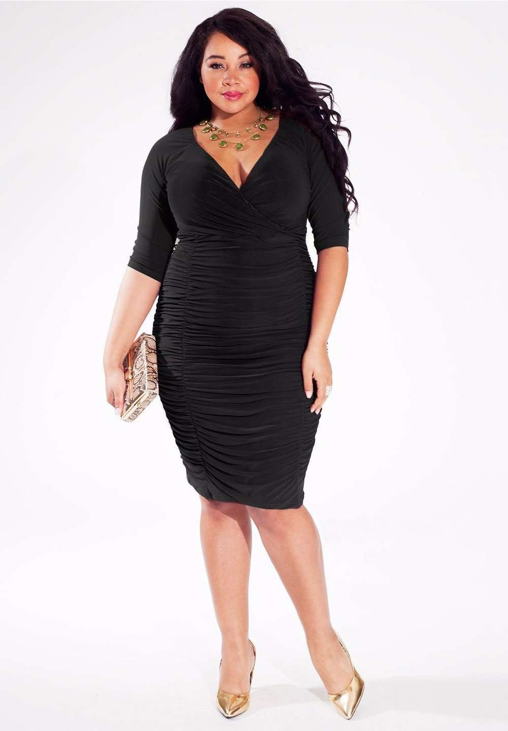 Women S Plus Size Dresses Ambrosia Dress Made To Order Igigi