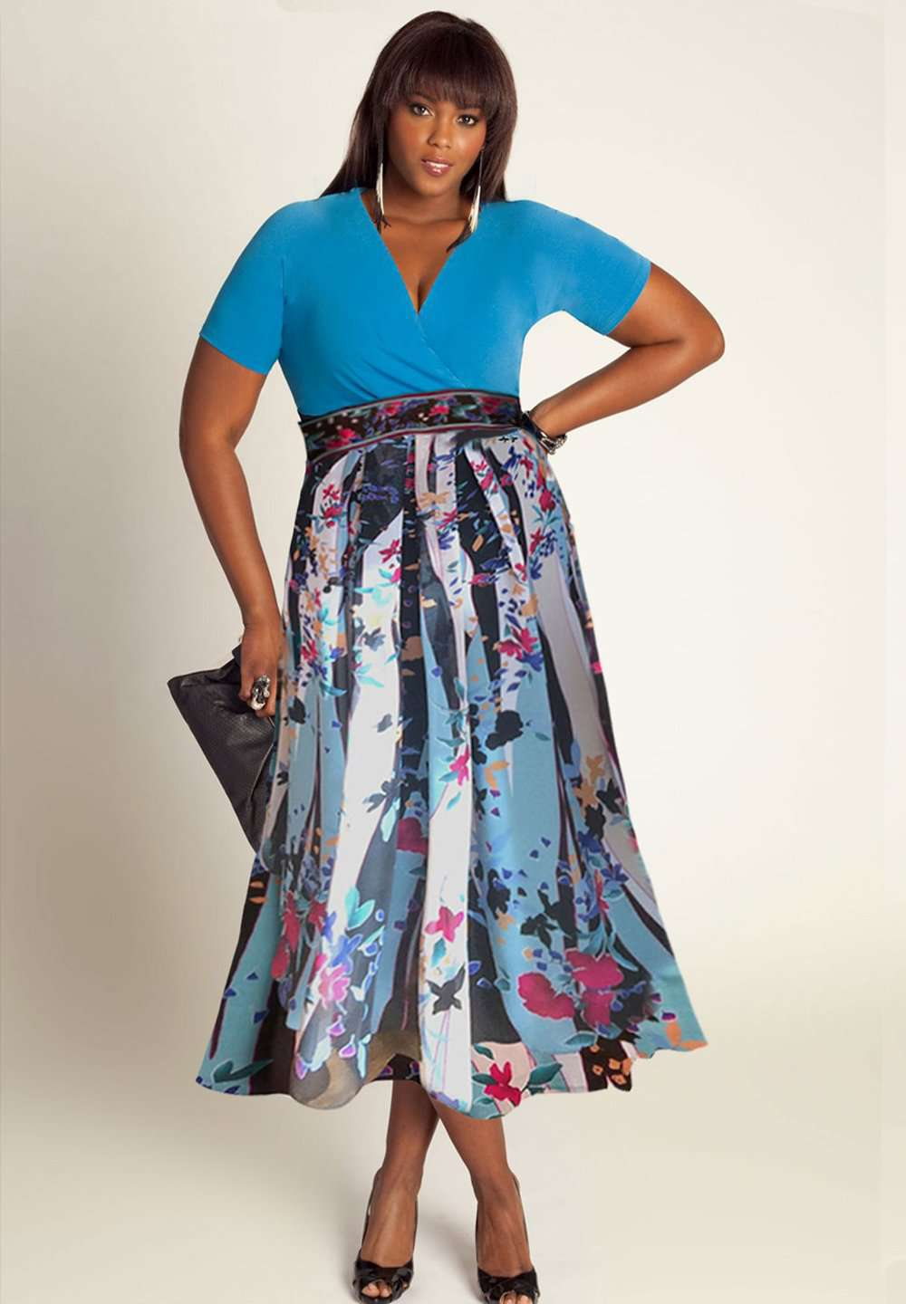 Christine Plus Size Dress (Made To Order)