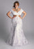 Eugenia Wedding Gown In Ivory (Made to Order)