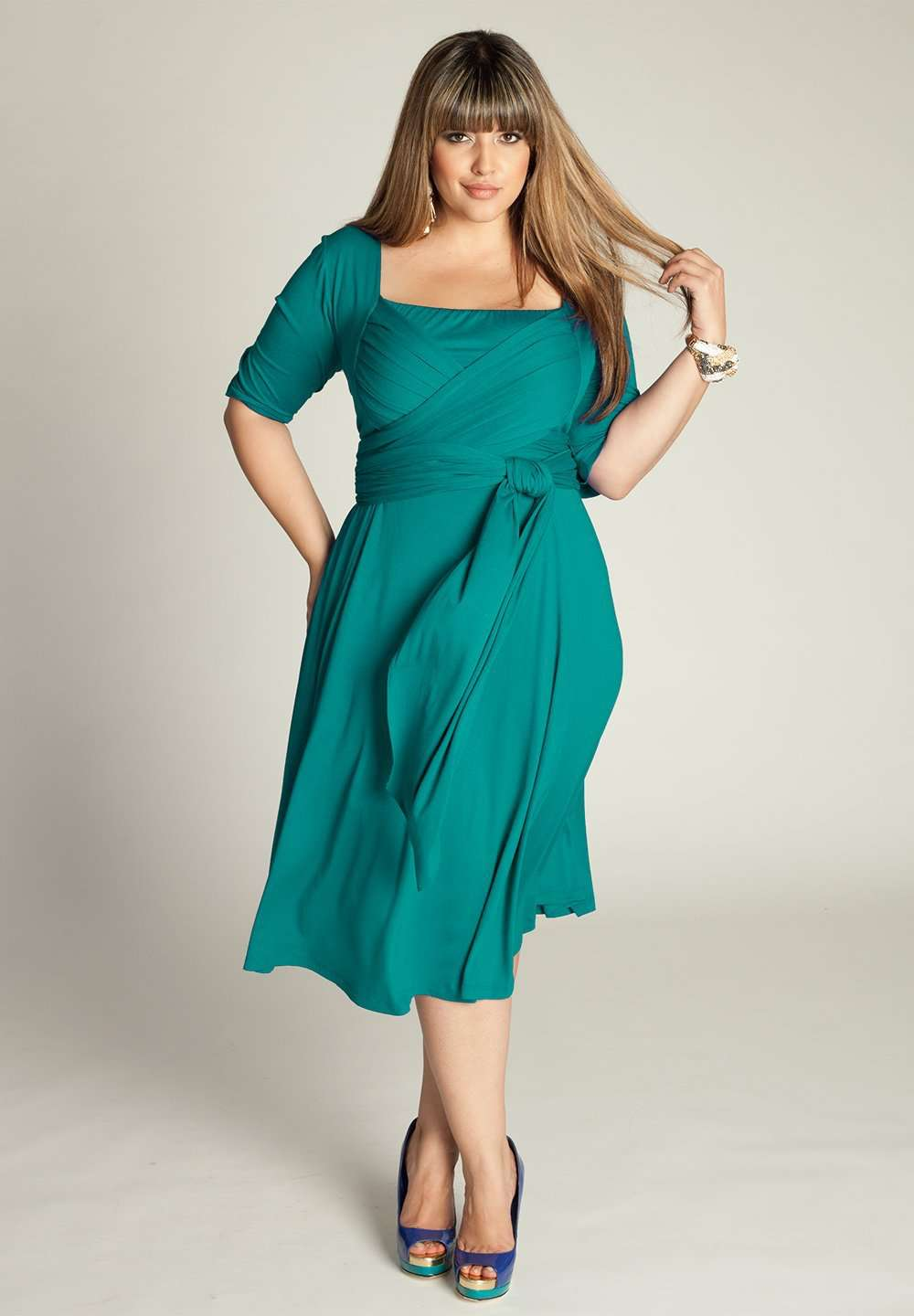 Women\'s Plus Size Dresses | Blake Gown | IGIGI