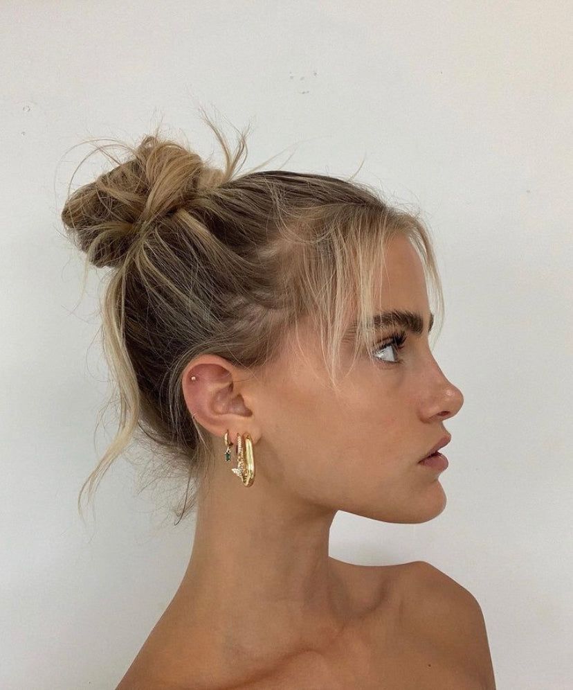 8 Top Knot Hairstyles You Need In Your Life