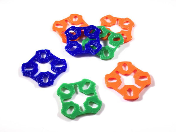 Motor Vibration Isolation Pads (Soft Mounts) - 8pcs - CJ5FPV