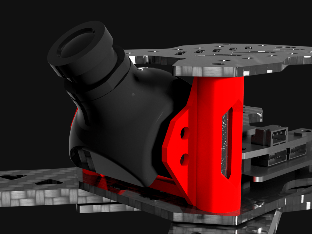 FPV Camera Mount for Force 215S