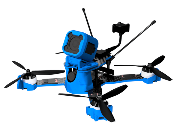 Force 210X True-X Frame - CJ5FPV