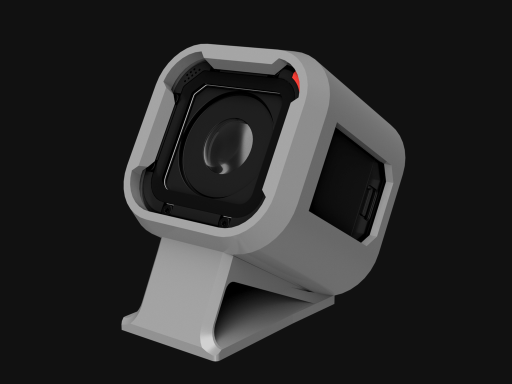 GoPro Session Mount Case (TPU)
