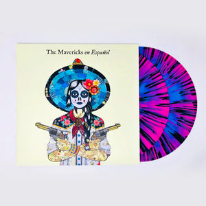 Autographed Limited Collector's Edition En Español Splatter Vinyl