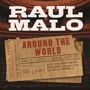 Raul Malo - Around The World CD