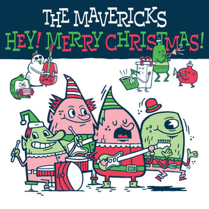 Hey!  Merry Christmas! CD