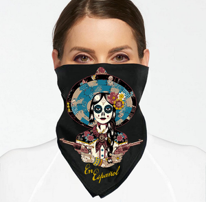 Mavericks 'En Español' Face Mask / Bandana + Digital Download (Pre-Order)