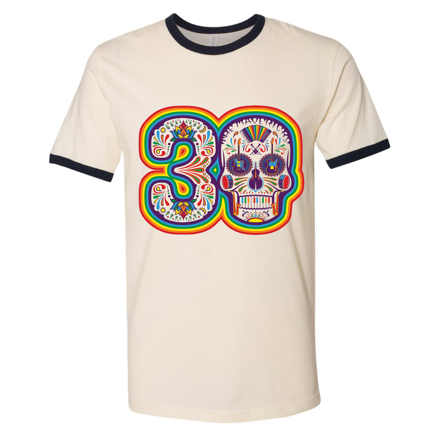 30th Anniversary Pride Skull Shirt