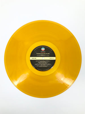 Autographed Play The Hits Limited Edition Gold Vinyl
