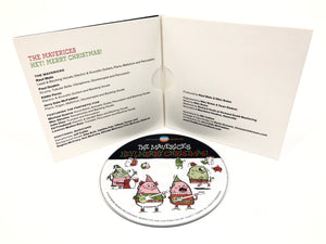 Autographed Christmas Hits CD Bundle