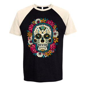 Mavericks Spanish Skull T-Shirt