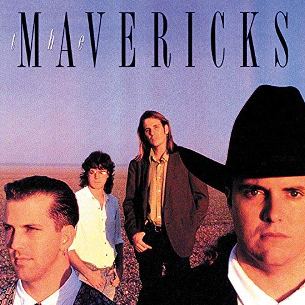 THE MAVERICKS 1990 RE-RELEASE CD