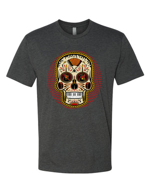 SUGAR SKULL TEE (SELECT COLOR)