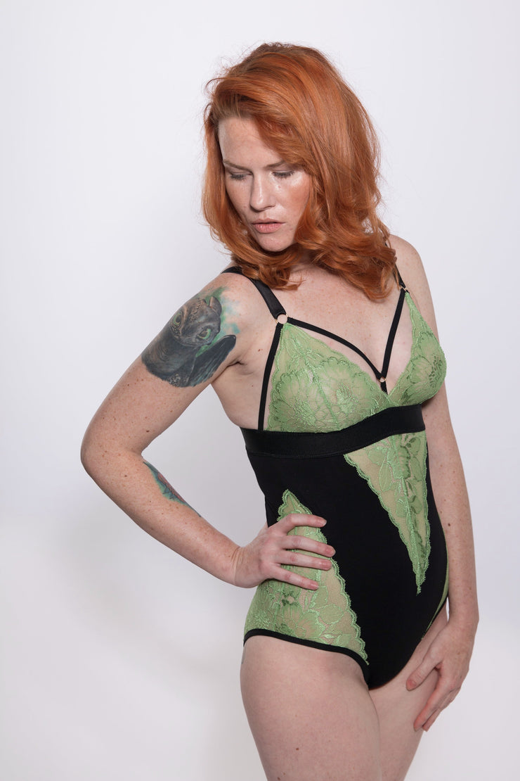 Jasper Caged Bodysuit