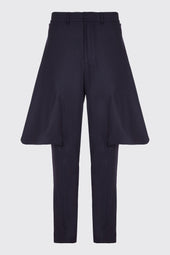 Virgin Wool Flappy Trousers