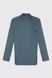 Merino Wool Straight Cut Top