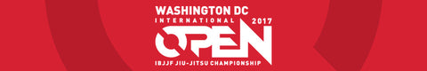 IBJJF DC Open | Sleeve and Collar