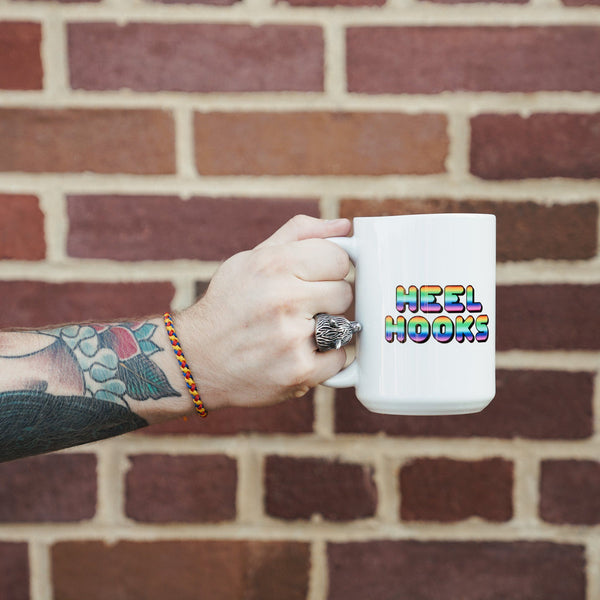 Heel Hook Pride Coffee Mug