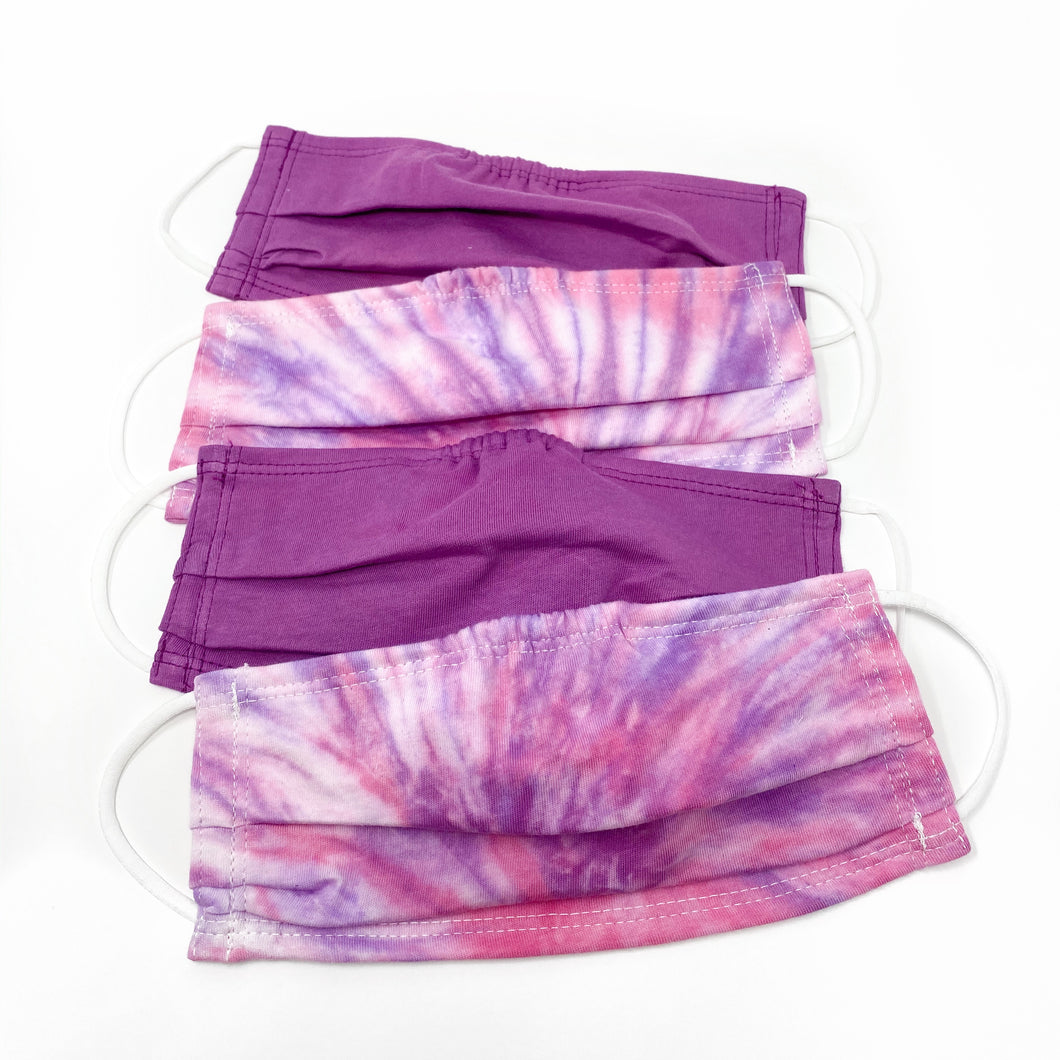Everyday Mask Pack - Berry Tie Dye