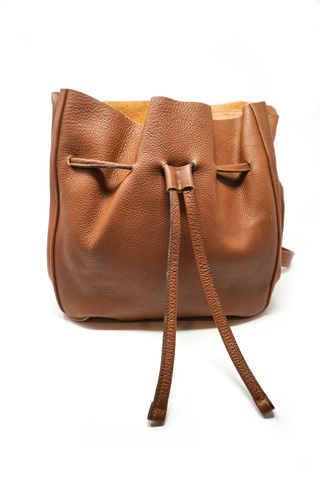 Presley Leather Backpack