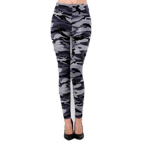 Camo Brushed Leggings