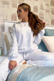 Babes Tracksuit - Grey