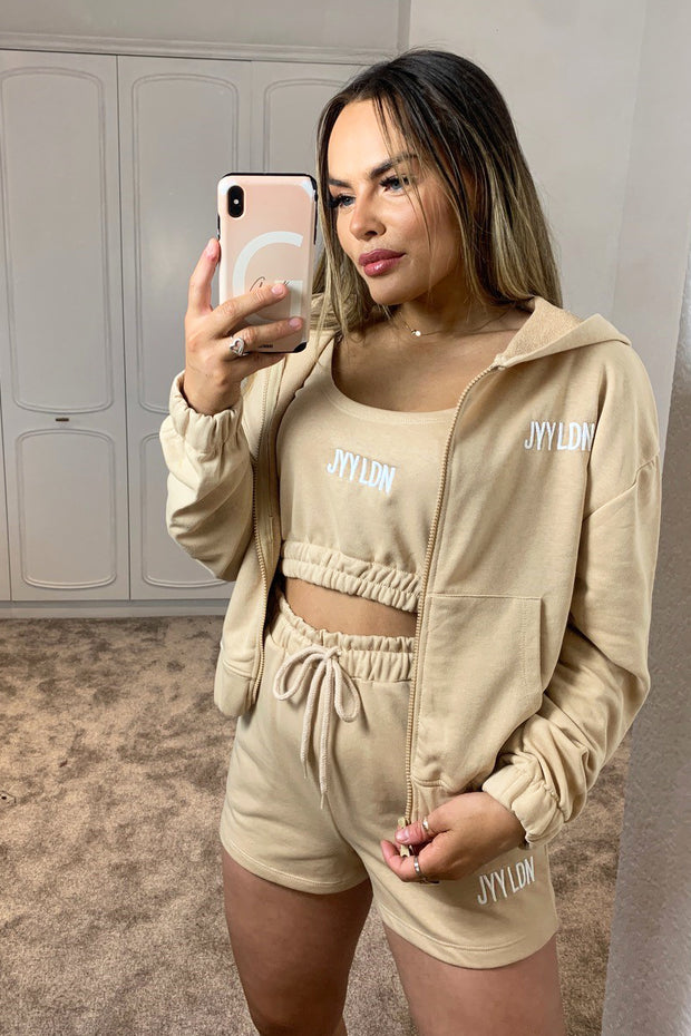 JYY LDN 3 Piece Set - Beige
