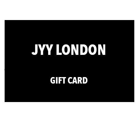 JYY LONDON GIFTCARD