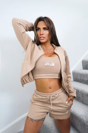 JYY LDN 3 Piece Set - Dark Beige