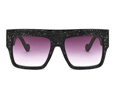 Jasmine Sunglasses - Black